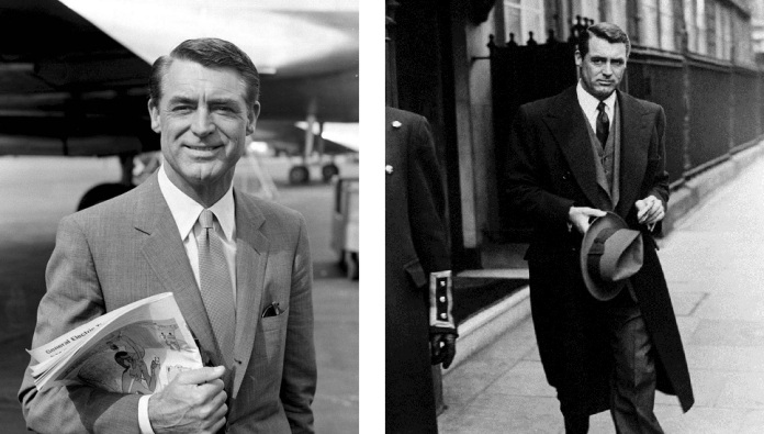 cary grant suited